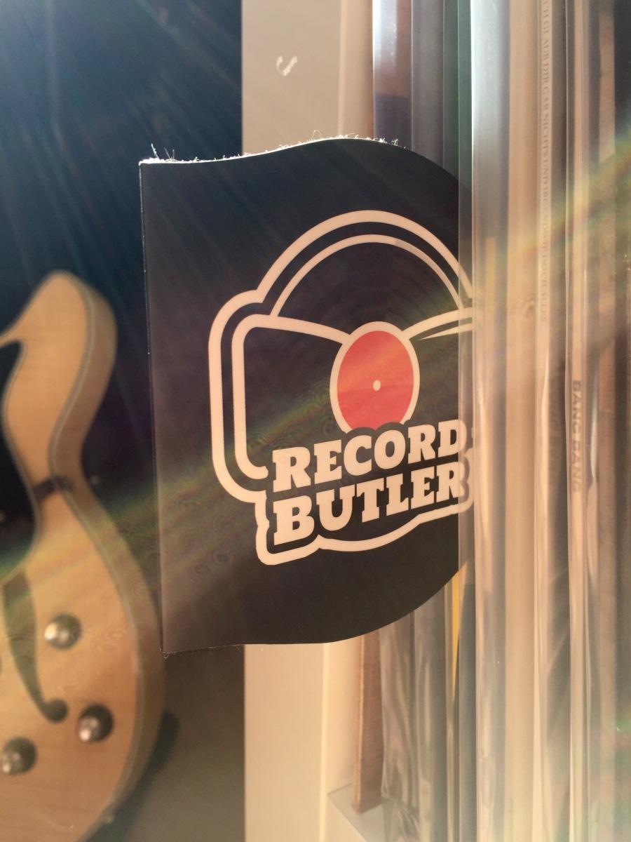 RecordButler: Hilfe im Umgang mit Schallplatten